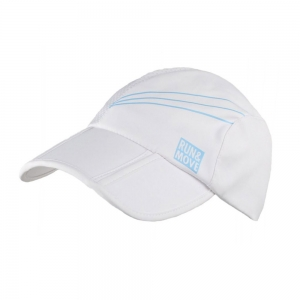 Hats & Visors Run and Move Function Cap  White RM00539