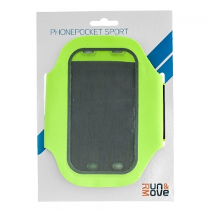 Running Armband Run and Move Sport Phonepocket  Volt RM00542
