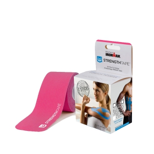 Taping Ironman Strength Tape Roll 5 m  Pink PR15550PK