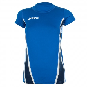 Asics Silver Lad T-Shirt - Blue