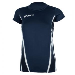Asics Silver Lad T-Shirt - Navy