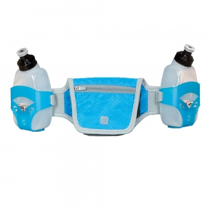 Hydratation Belts Run and Move Belt Performer 3.0  Grey/Blue RM00502
