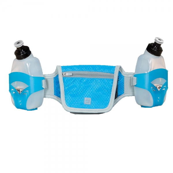 Run and Move Belt Performer 3.0 - Grey/Blue RM00502