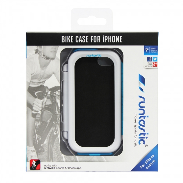 Runtastic Bike Case For iPhone - White