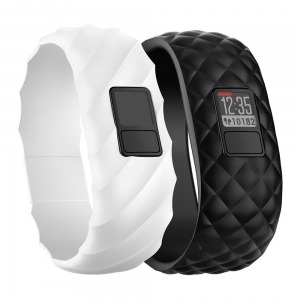 Activity Tracker Garmin Vivofit 3 Style Collect Bundle Gabrielle  Black/White 0100160830