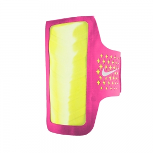 Running Armband Nike Diamond Arm Band  Pink/Volt N.RN.23.677.OS