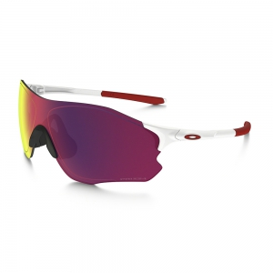 Sunglasses Oakley EVZero Path Glasses  Matte White/Prizm Road 0OO93080638