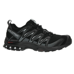 Scarpe Trail Running Uomo Salomon XA Pro 3D  Black/Grey L39251400