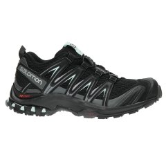 Woman's Trail Shoes Salomon W XA PRO 3D  Black/Grey L39326900