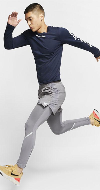 Nike Artist Dri-FIT Maglia Obsidian