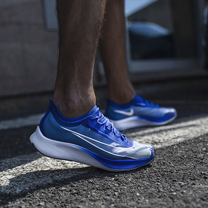 Zoom Fly 3 Very fast and ultra light