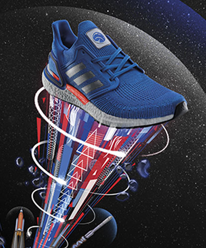adidas Space Race
