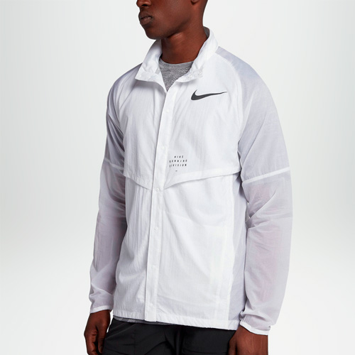 Packable Jackets Functional and with a particular design: after the rain turns into a comfortable multipurpose belt.