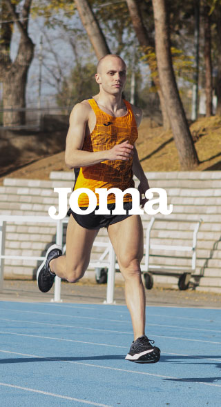 Joma Running
