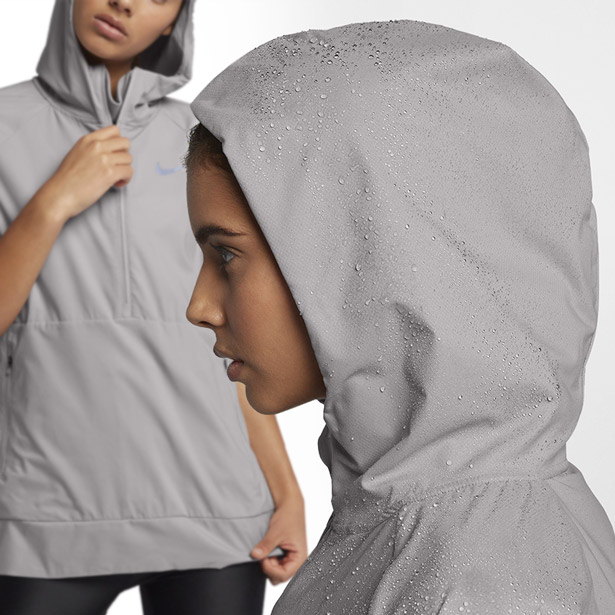 Woman Waterproof Running Jacket
