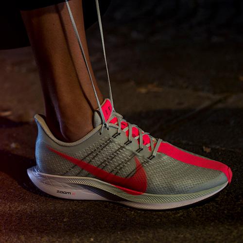 Pegasus Turbo La scarpa creata per andature veloci