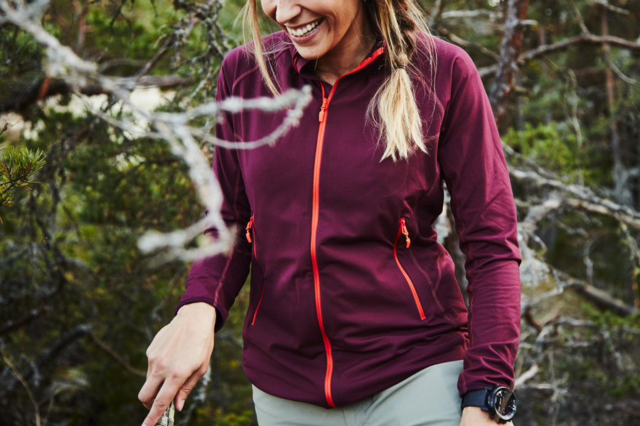 Woman's Outdoor Apparel