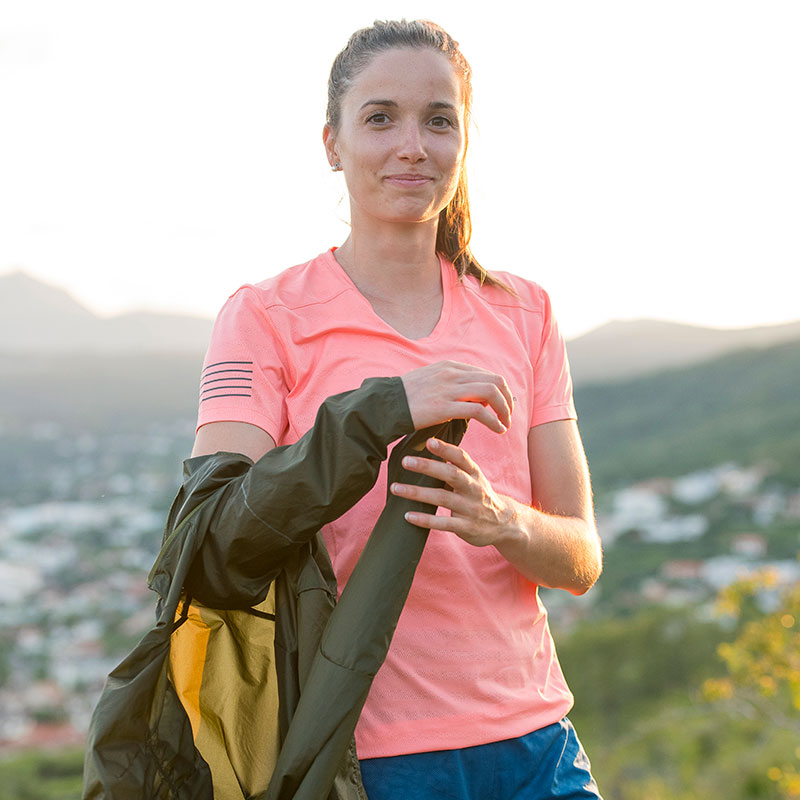 Salomon Woman Trail Clothing